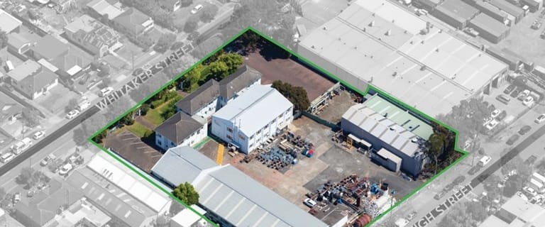Factory, Warehouse & Industrial commercial property for sale at 43-47 Whitaker Street Yennora NSW 2161