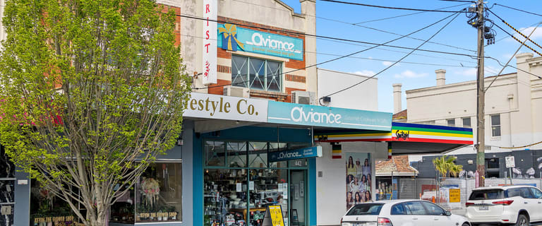 Shop & Retail commercial property for sale at 442 Centre Road Bentleigh VIC 3204