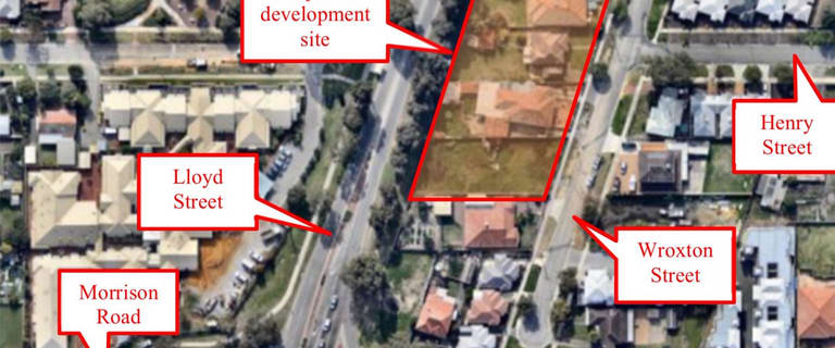Development / Land commercial property for sale at 3-9 Wroxton Street Midland WA 6056
