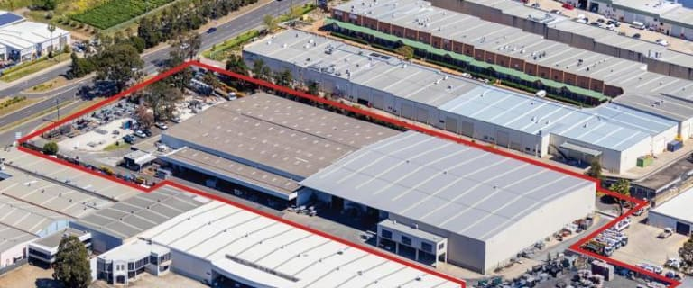 Factory, Warehouse & Industrial commercial property for sale at 1333 The Horsley Drive Wetherill Park NSW 2164