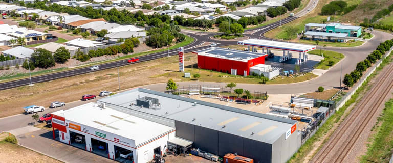 Factory, Warehouse & Industrial commercial property for sale at 81 Lakeside Drive Idalia QLD 4811