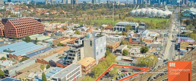 Development / Land commercial property for sale at 1 Stephenson Street Cremorne VIC 3121