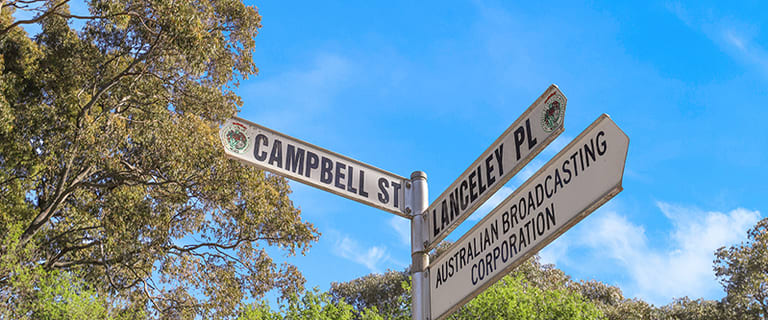 Development / Land commercial property for sale at 2-8 Lanceley Place/14 Campbell Street Artarmon NSW 2064