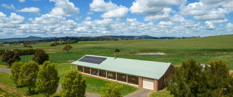 Rural / Farming commercial property for sale at 155 Middle Arm Road Goulburn NSW 2580