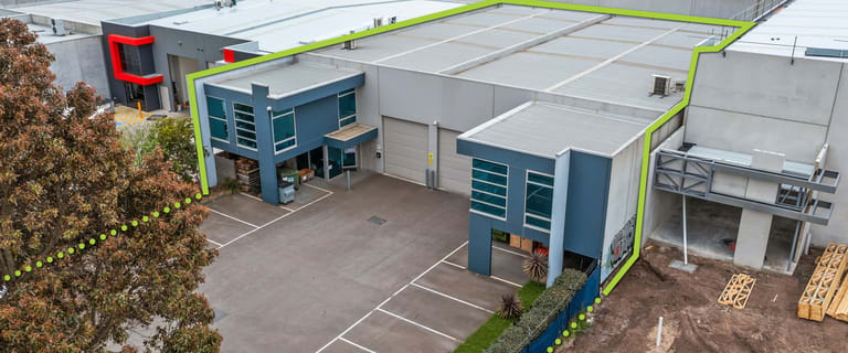 Factory, Warehouse & Industrial commercial property for sale at 1&2/2 Access Way Carrum Downs VIC 3201