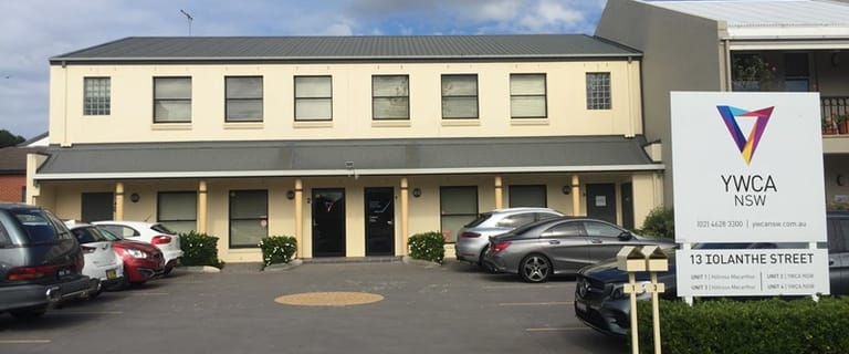 Offices commercial property for lease at Suite 4/13 Iolanthe Street Campbelltown NSW 2560