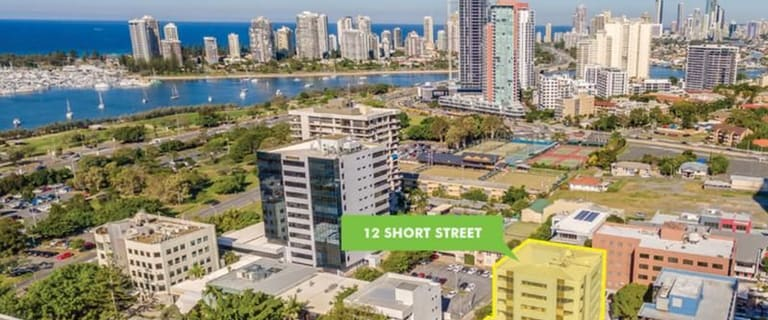 Offices commercial property for lease at 12 Short Street Southport QLD 4215