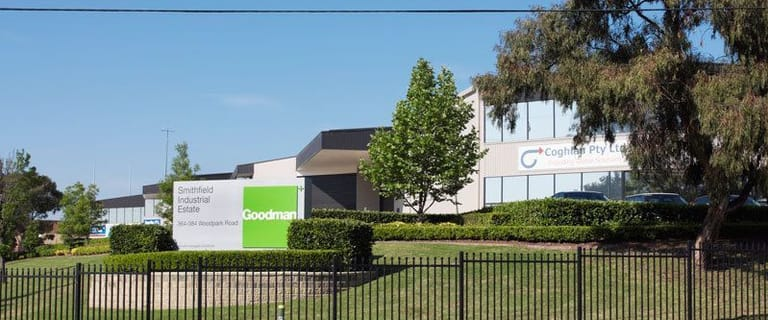 Factory, Warehouse & Industrial commercial property for lease at 317-321 Woodpark Road Smithfield NSW 2164