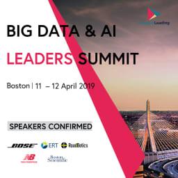 Big Data & AI Leaders Summit Boston 2019 - 2019-04-11 | Crunchbase