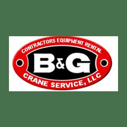 B&G Crane Service logo