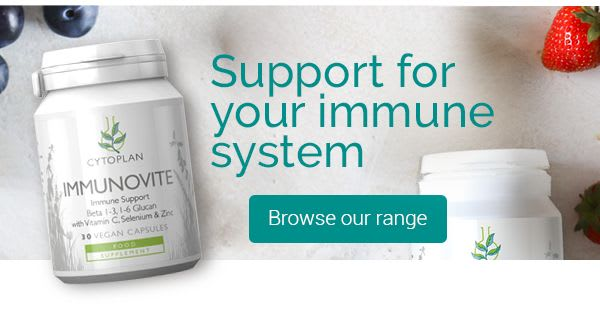 Browse our support for your immune system