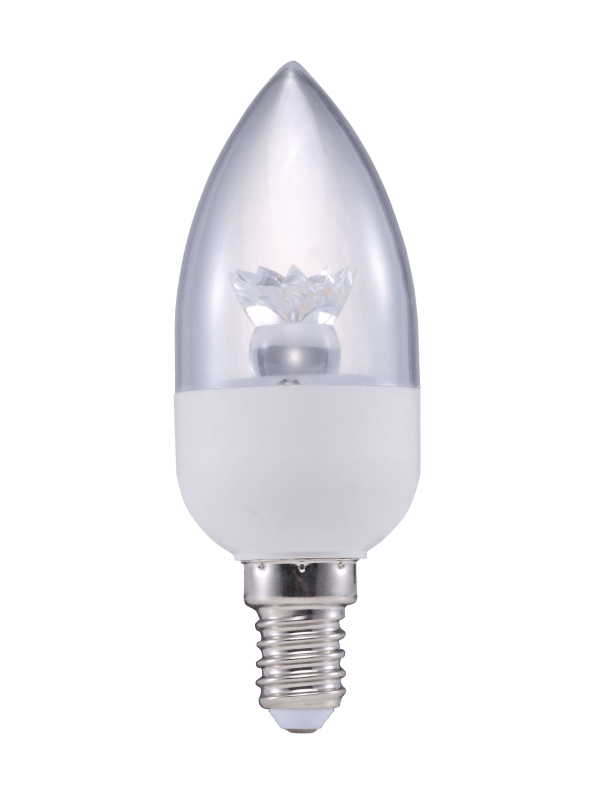 Tecnolux - Led Lamp B Crystal E14 5W 3000°