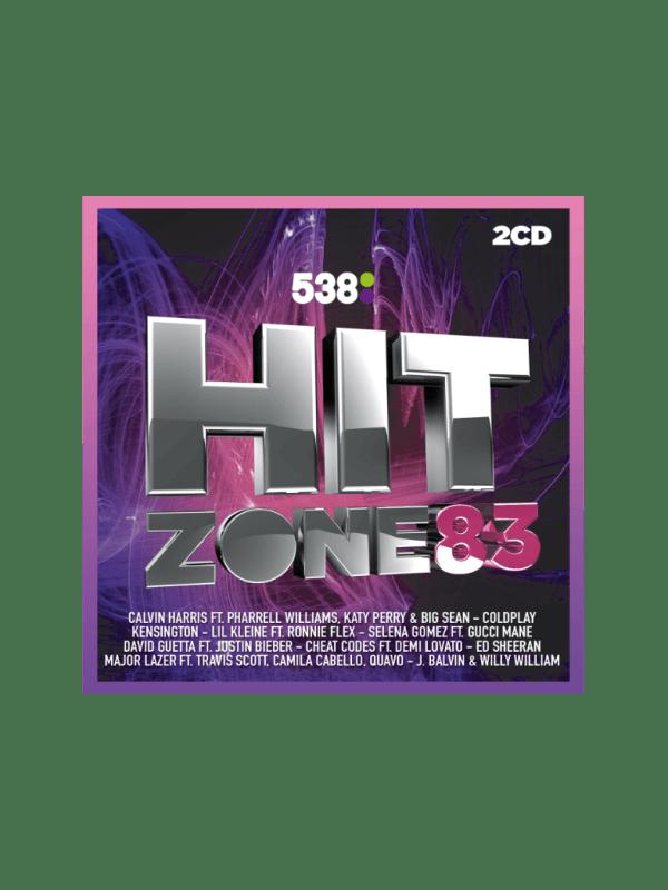 538 Hitzone 83 - Dubbel CD