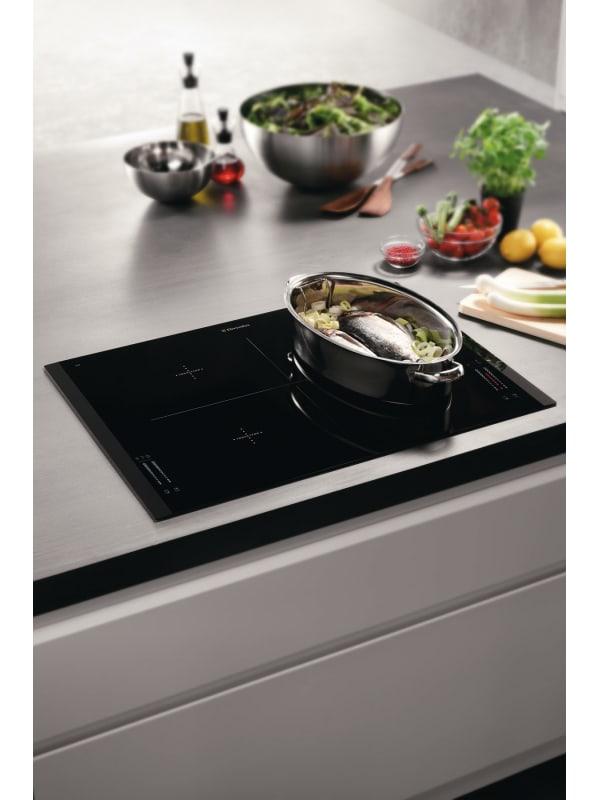 Electrolux EHD80240X vitrokeramische kookplaat
