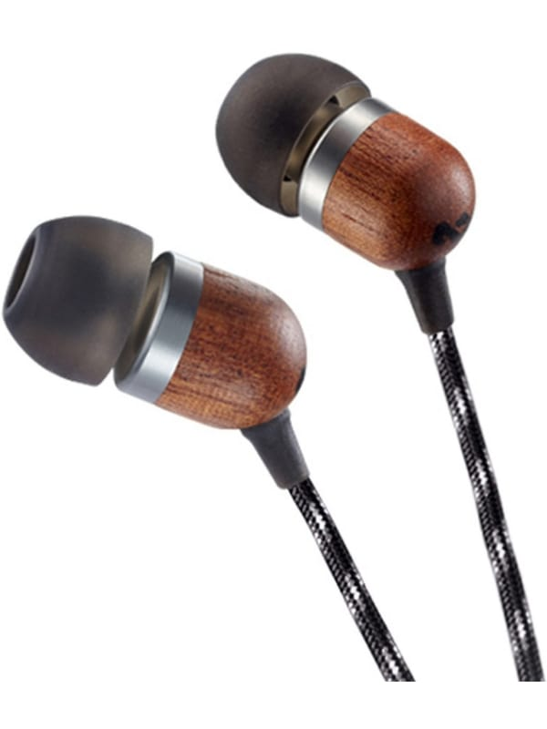 The House of Marley Smile Jamaica - In-ear oordopjes 1 knops - Midnight