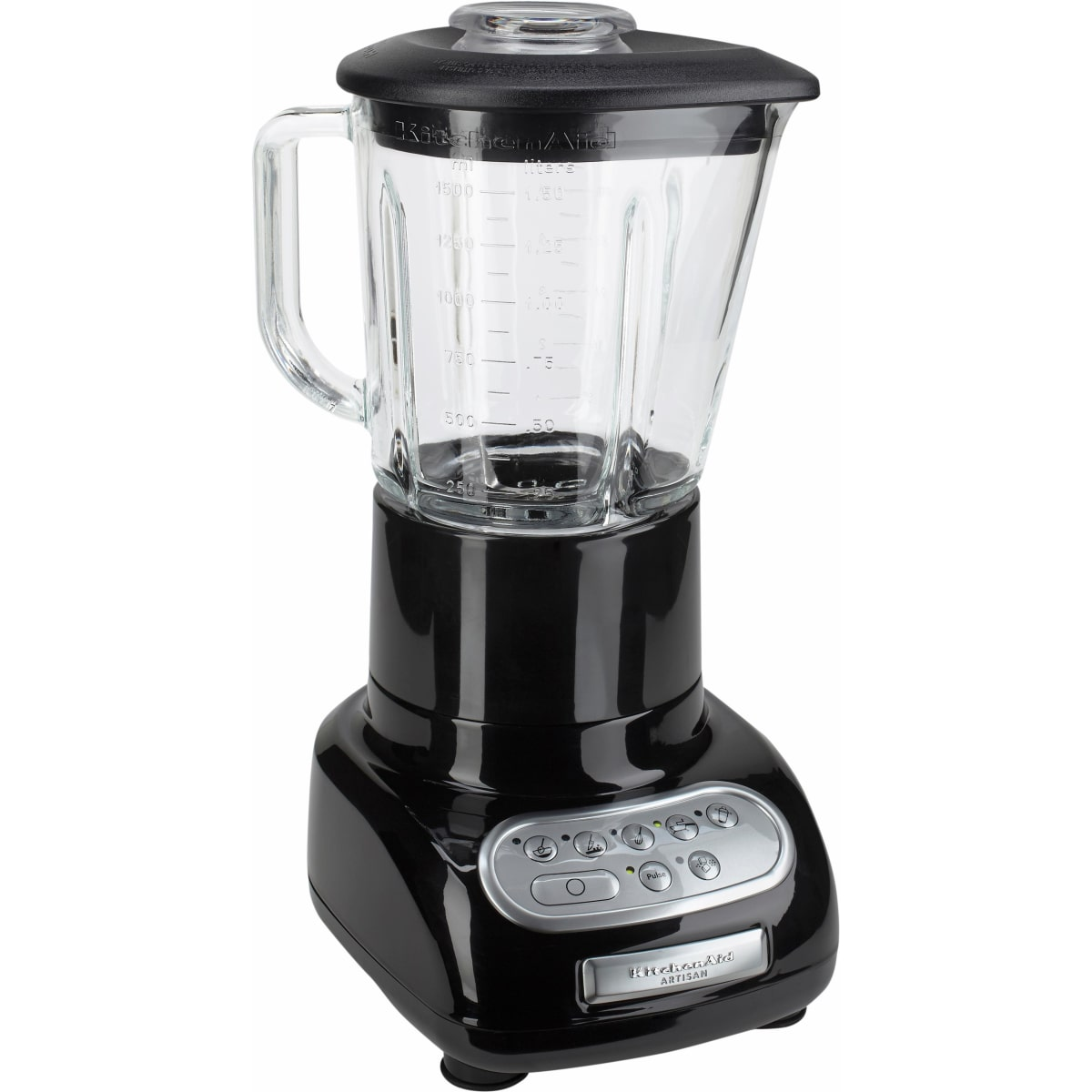 KitchenAid Blender Artisan 5KSB5553EOB - Zwart