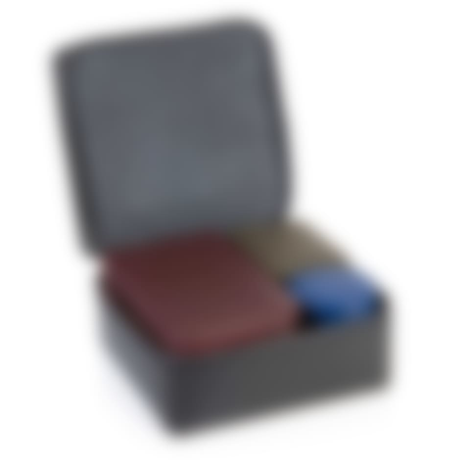 Richmond leather travel jewellery case full