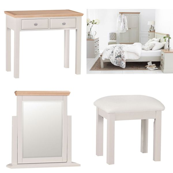 Burnell Dressing Table Set