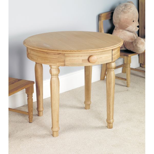 Moppet Oak Childrens Play Table