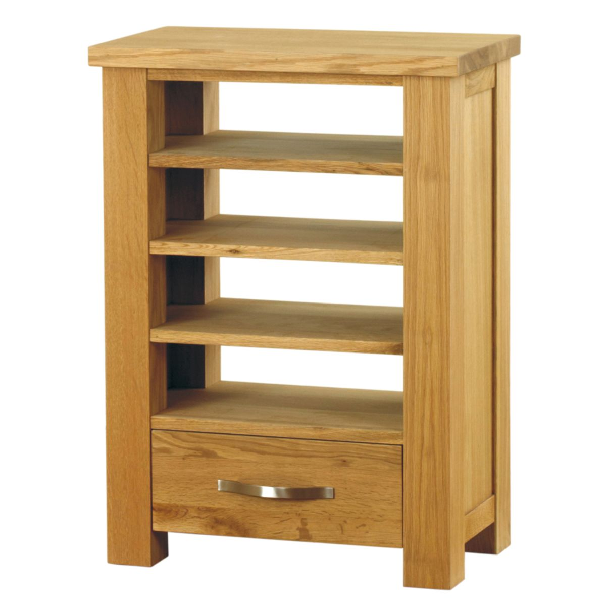 Aston Oak Home Entertainment Cabinet Wooden Furniture Store