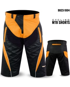 MTB00001-Black / Orange-X-Large