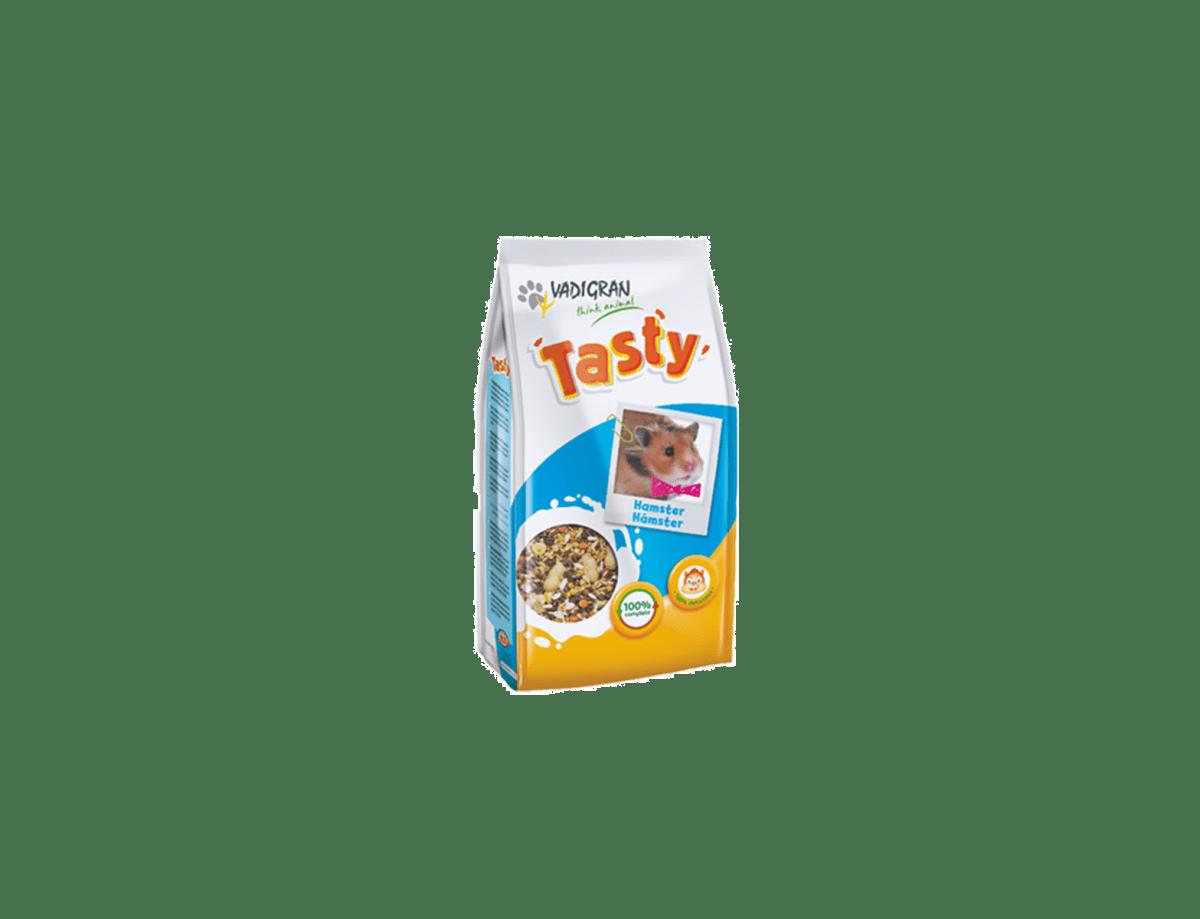 Tasty Hamster
