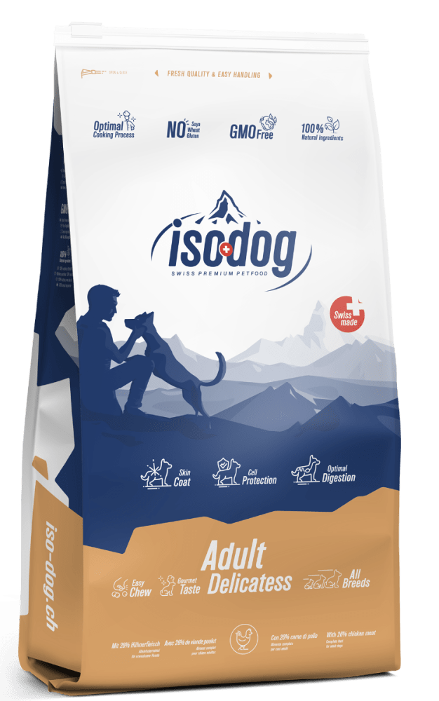 Iso-dog ADULT Delicatess All Breeds