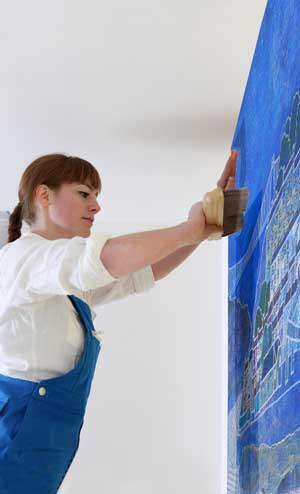 apply wallpaper