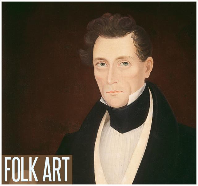 Shop folk & primitive art prints