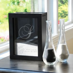 Black Unity Sand Shadowbox Set