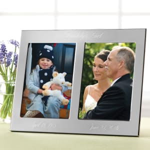 Engraved Daddy's Girl Frame