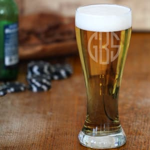 20-Ounce Glass Pilsner