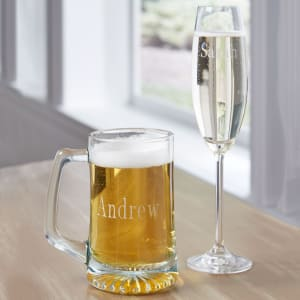 His and Hers Toasting Set