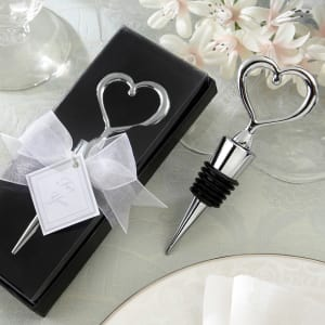 Chrome Heart Bottle Stopper