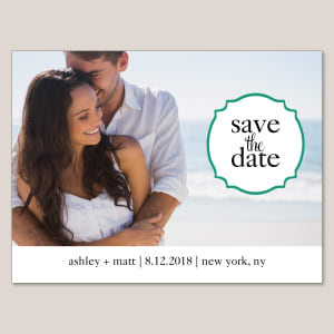 Love Sublime Save the Date Magnet