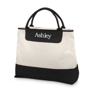 Medium Canvas Tote