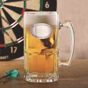 Personalized Tall Beer Mug