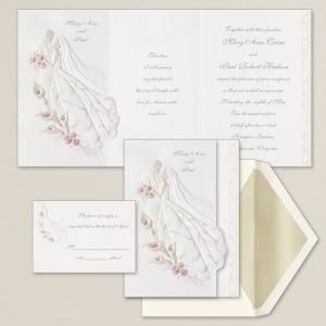 First Dance Wedding Invitation