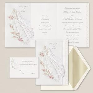 First Dance Wedding Invitation