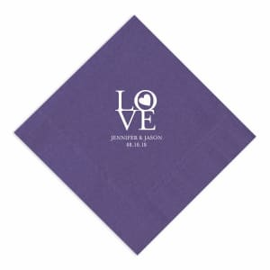 Circle of Love Napkin