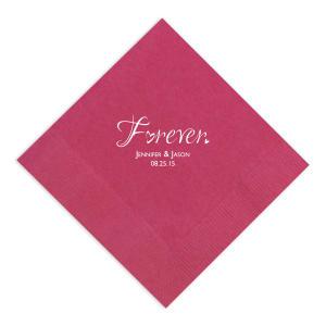 Forever Love Napkin