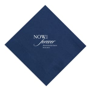 Now and Forever Napkin