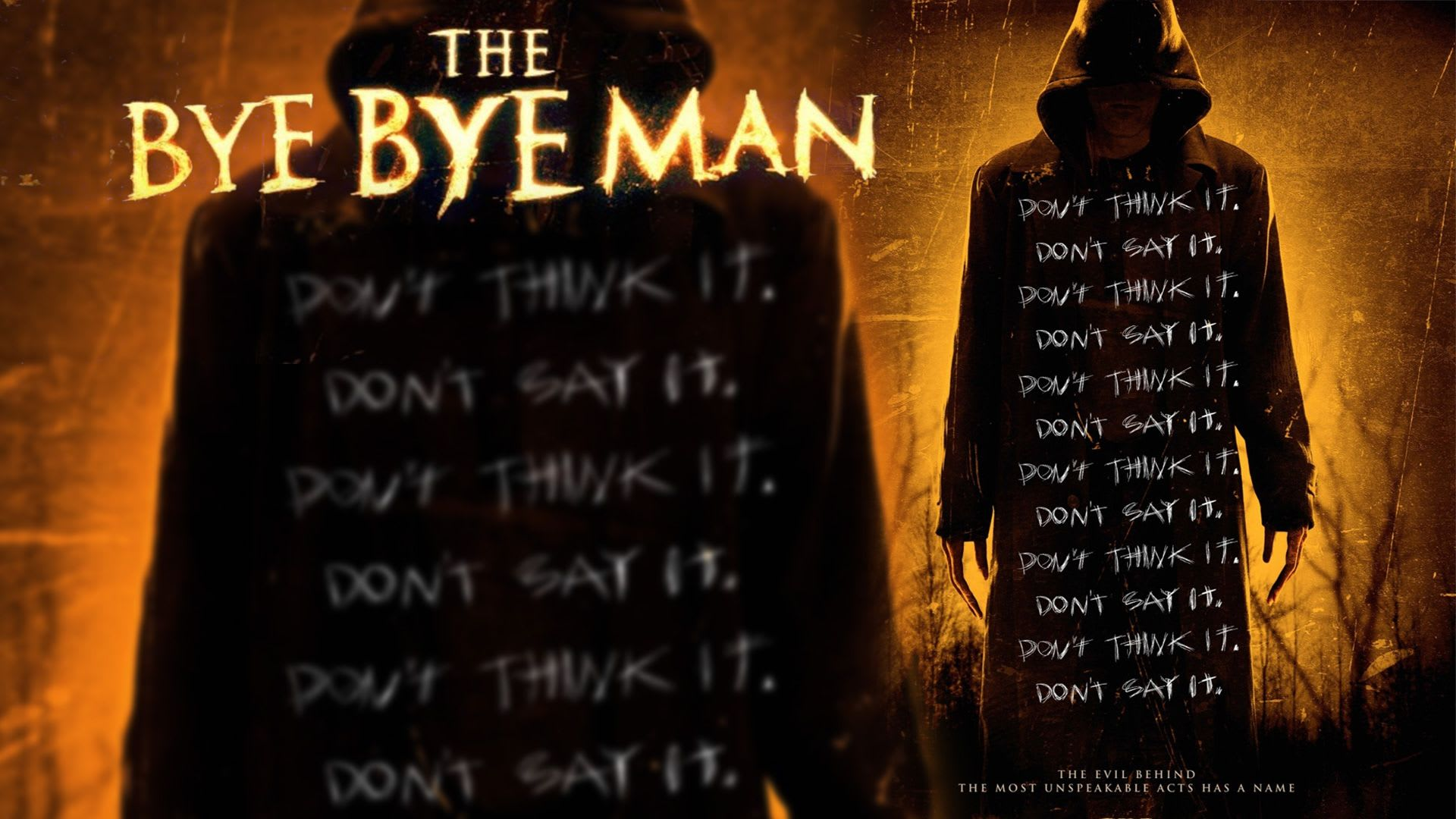 Podcast | The Bye Bye Man and Other Trailers