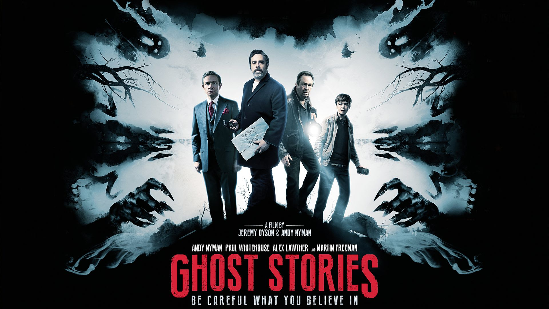 Review | Ghost Stories