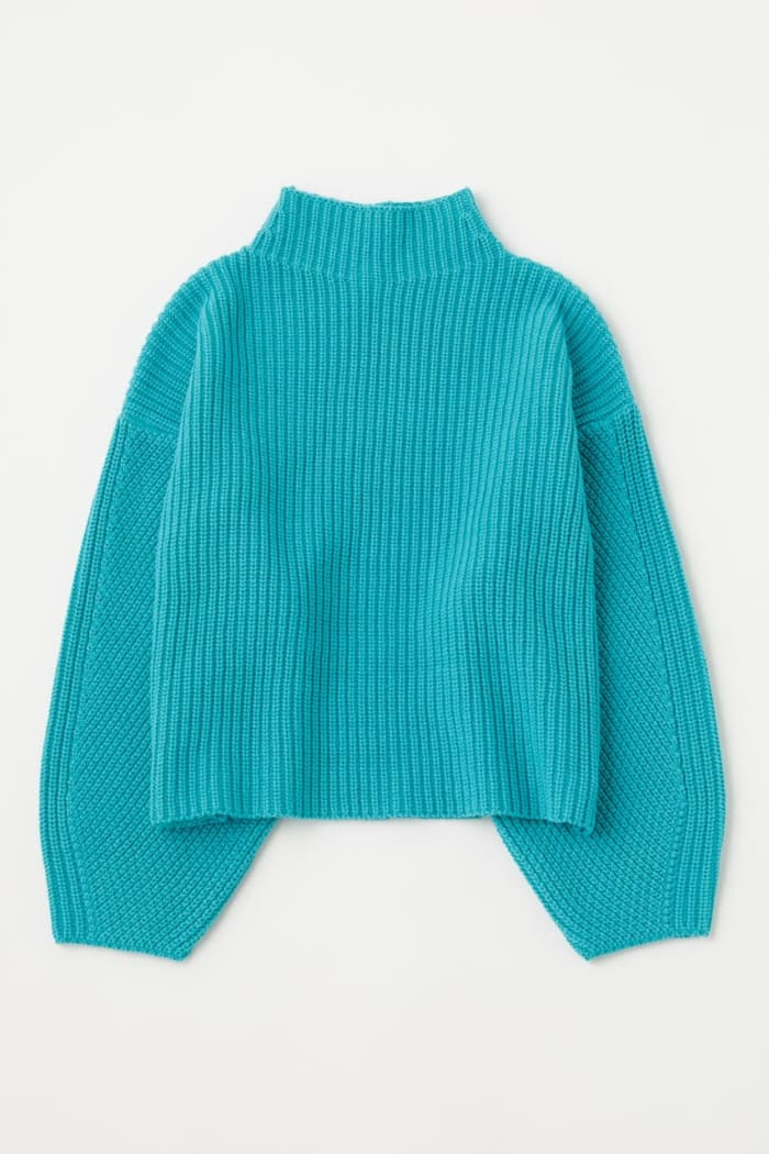 COCOON SLEEVE Sweater