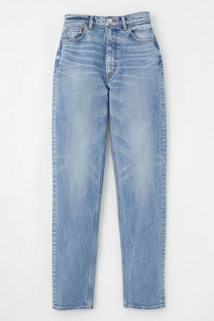 PLAIN JEANS STRAIGHT SLIM