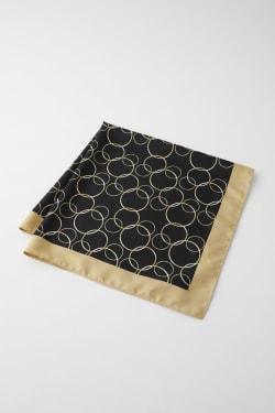 HOOP CHAIN scarf