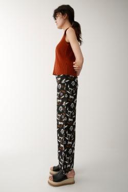 SPRING FLOWER wide pants
