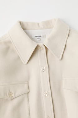 BRUSHED TWILL BIG Shirt