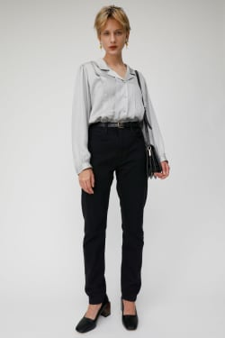 High Waisted COLOR TAPERED